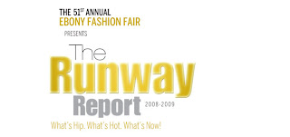 Ebony Fashion Fair Runway Report