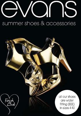 Evans Shoe Catalog