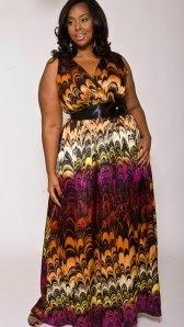 Dazzling Dress by Monif C.