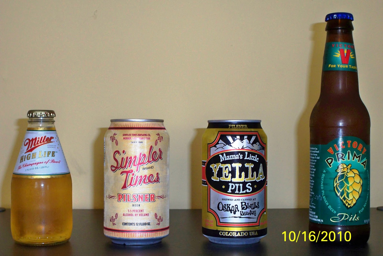 Miller - canned and bottled beer. Description, composition and customer reviews 18