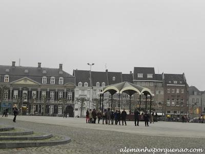 Praça Vrijthof Maastricht