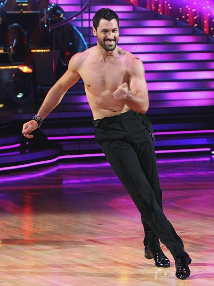 male celebrities dancing with the stars maksim