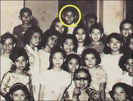 barry soetoro barack obama student fransiskus assisi school indonesia
