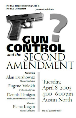 a discussion on the interpretation of the second amendment and gun regulation Miller (an earlier case) said, as we have explained, that the sorts of weapons   that language refers to many of the gun control ideas being discussed now.