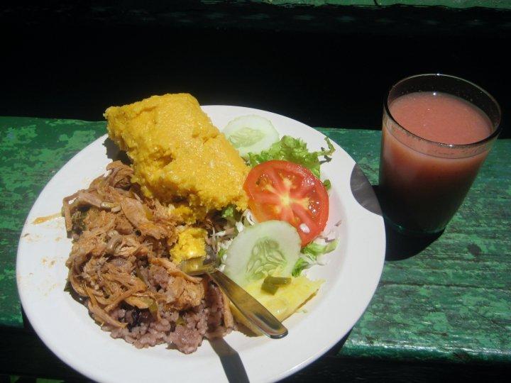 О блюдах кубинской кухни
