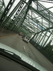Day  8 Bridge out of Portland