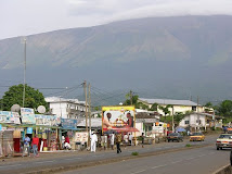 BUEA MOUNTAIN, CAMEROON