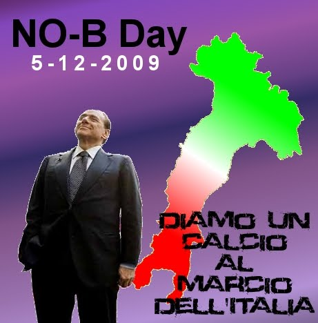 no berlusconi day