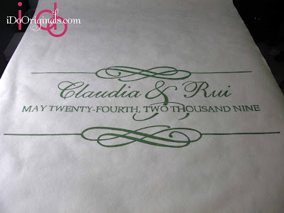 Aisle Runner Ideas photo 1