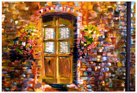 My Painting: A Door in San Donato