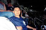At Yankee Stadium