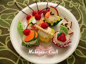 Mini Cake untuk Weeding Souvenir