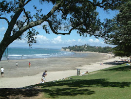 Takapuna Beach (photo from Webshots)