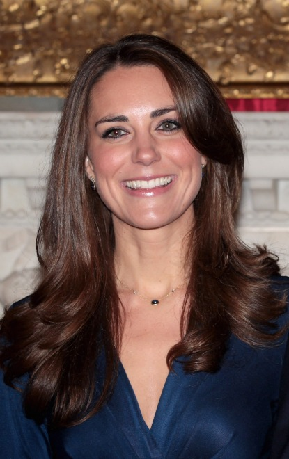 kate middleton hair colour. Kate Middleton to take more