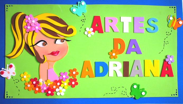 ARTES DA ADRIANA