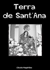 """Livro """"Terra de Sant'Ana"""""""