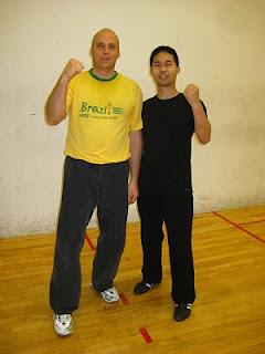 Awesome training partner #2