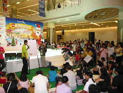 Workshop Ohayo @ Central Park Mall