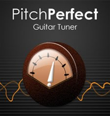 PitchPerfect Guitar Tuning Software for Windows, Mac, Pocket PC, SmartPhone and iPhone
