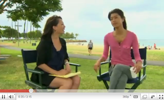 park the clip is called grace park life in hawaii and grace is ...