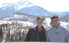 Erin and Justin in Silverthorne, CO