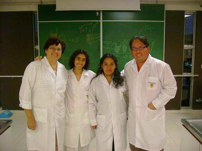 V CURSO PROCEDIMIENTOS EN MICROBIOLOGIA BASICA Y EXPERIMENTAL. U.P.C.H.