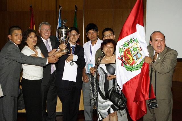 III OLIMPIADA IBEROAMERICANA DE BIOLOGIA LAS PALMAS DE GRAN CANARIA - ESPAÑA 2009