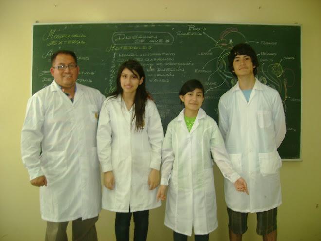 V OLIMPIADA PERUANA DE BIOLOGIA 2010