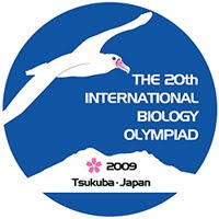 20th INTERNATIONAL  BIOLOGY  OLYMPIAD  2009