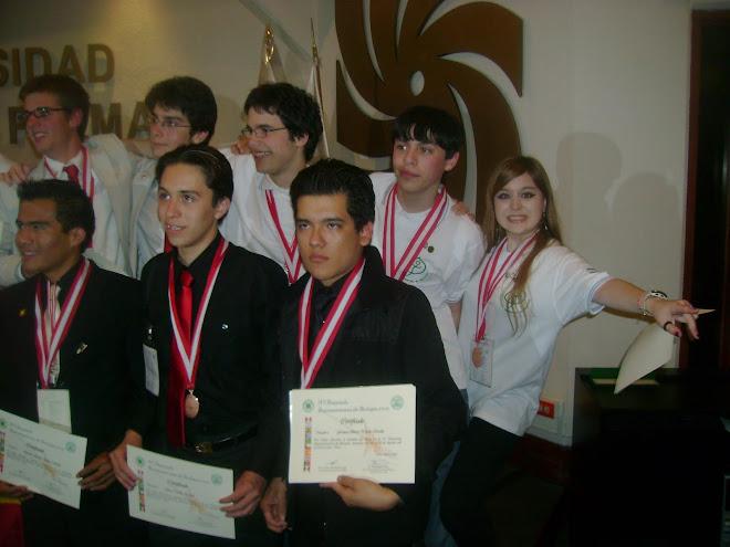 IV O.I.A.B. LIMA PERU 2010