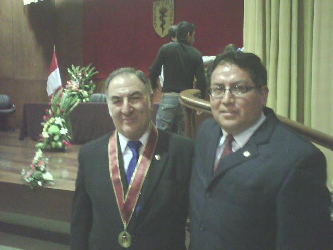 XLIX ANIVERSARIO DE LA UNIVERSIDAD PERUANA CAYETANO HEREDIA U.P.C.H.1961 - 2010