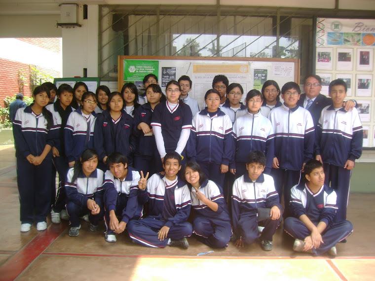 V OLIMPIADA PERUANA DE BIOLOGIA  O.P.B. 2010