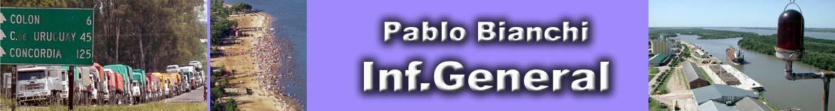 Pablo Bianchi INF.GENERAL