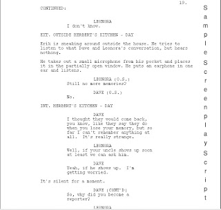 script writing techniques Top 10 screenwriting books on screen writing along with eugene vale's technique of screen related in that they had to do with script writing for.