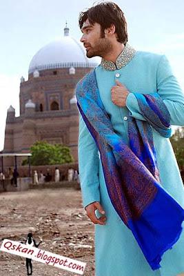 New Sherwani Styles_Pakistani Men Fashion