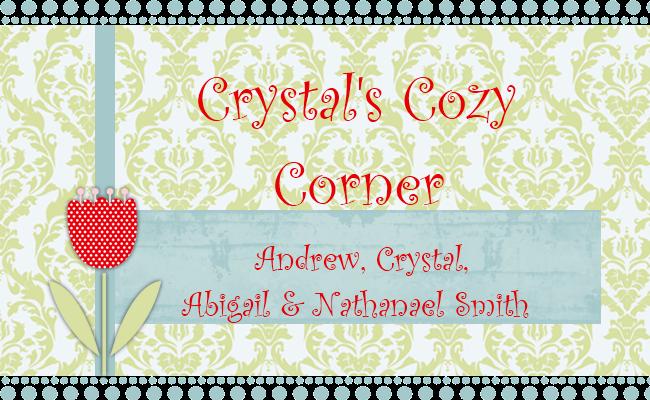 Crystal's Cozy Corner