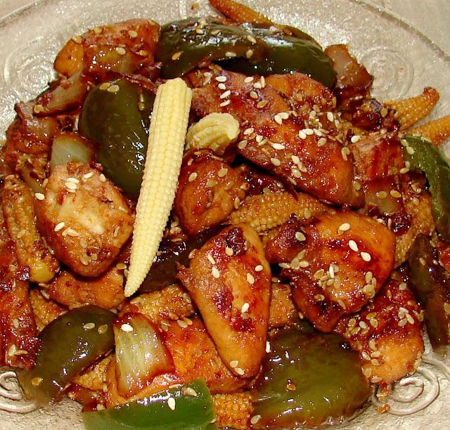 Kitchen Corner-Try It: Honey Glazed Chicken