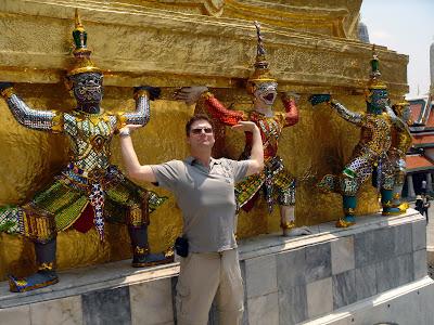 The Kenniverse is Pinoy: The Grand Palace - Bangkok