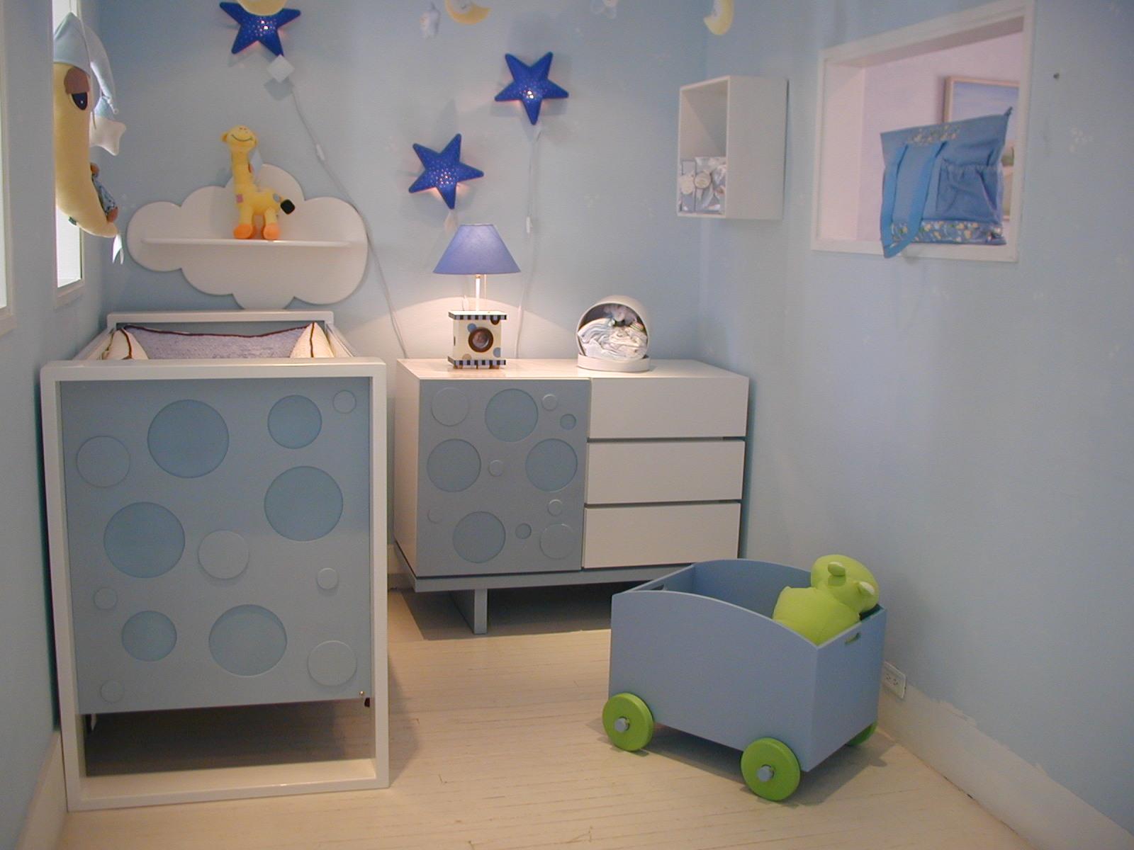 Kitty lipy habitaci n ideal para el beb - Humedad ideal habitacion ...