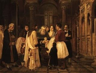 βαπτιση Ζακυνθος εργο Τσοκου