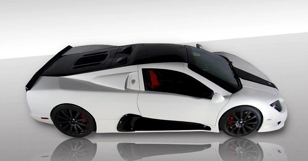 perts motorsport shelby upgraded 2009 ssc ultimate aero. Black Bedroom Furniture Sets. Home Design Ideas