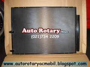 Condensor Toyota New Harrier 2007