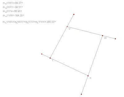 Jvlr Panda Interior Exterior Angle Sum Of A Quadrilateral