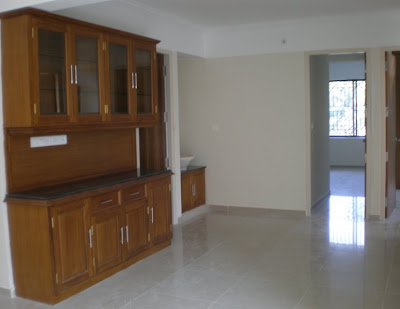 Kerala Apartment Interiors
