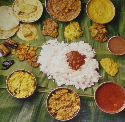 tamil cuisine skyscrapercity virundhu saapadu feast meal on traditional banana leaf serving forumfinder Images