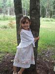 M&M in a dress I made her