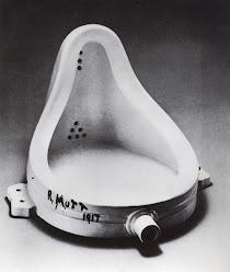 fuente de marcel de Duchamp