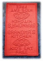 Grandma's Kitchen Oven Hanger