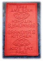 Grandma's Kitchen Oven Hanger
