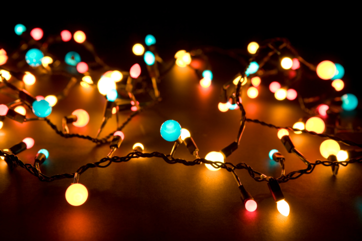 Christmas lights are a holiday tradition for many Americans, but they ...